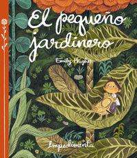 El pequeño jardinero: portada