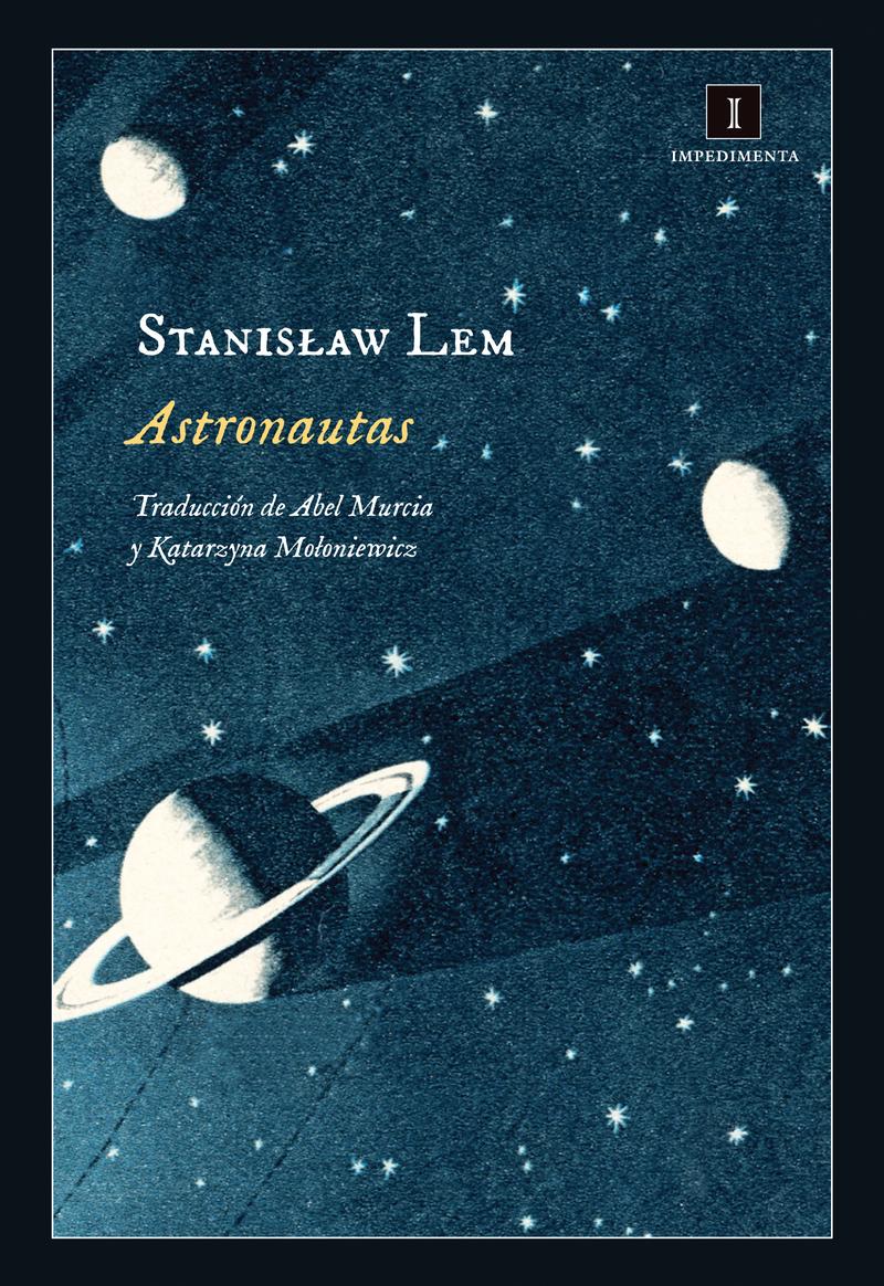 Astronautas: portada
