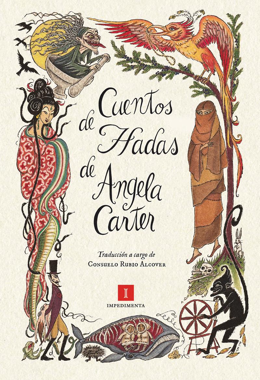 Cuentos de Hadas de Angela Carter 3ª ed.: portada