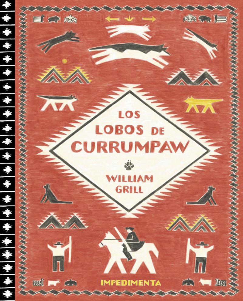 Los lobos de Currumpaw: portada