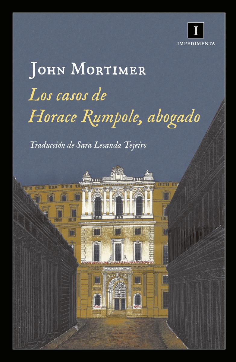 Los casos de Horace Rumpole, abogado: portada