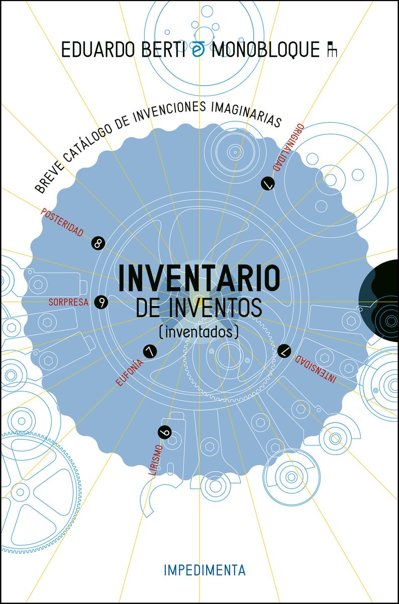 Inventario de inventos (inventados): portada