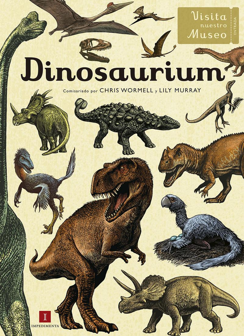 Dinosaurium: portada
