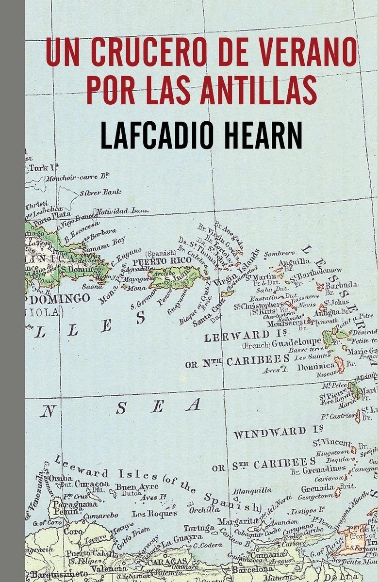 Un crucero de verano por las Antillas: portada