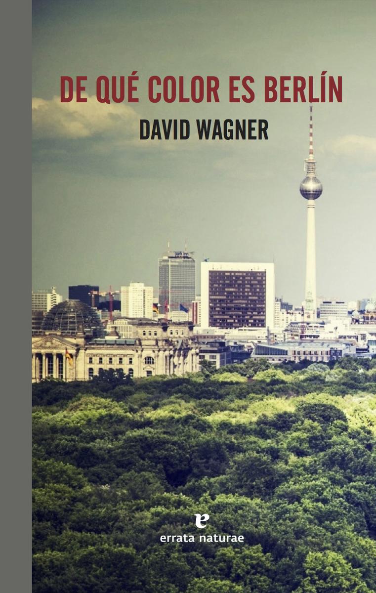 De qué color es Berlín: portada