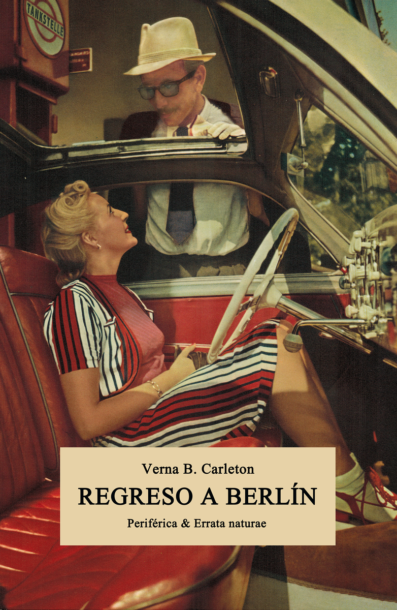 Regreso a Berlín: portada
