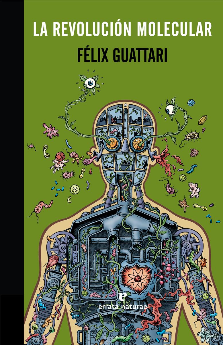 La revolución molecular: portada