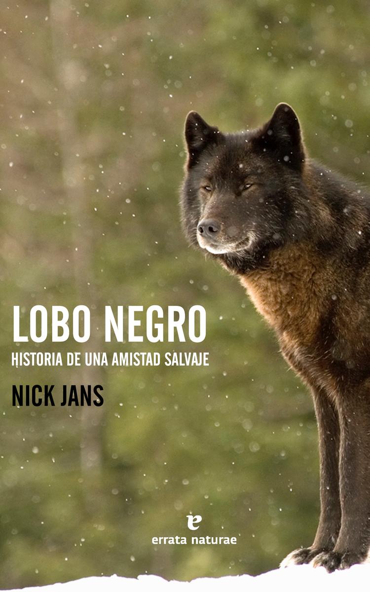 Lobo negro: portada