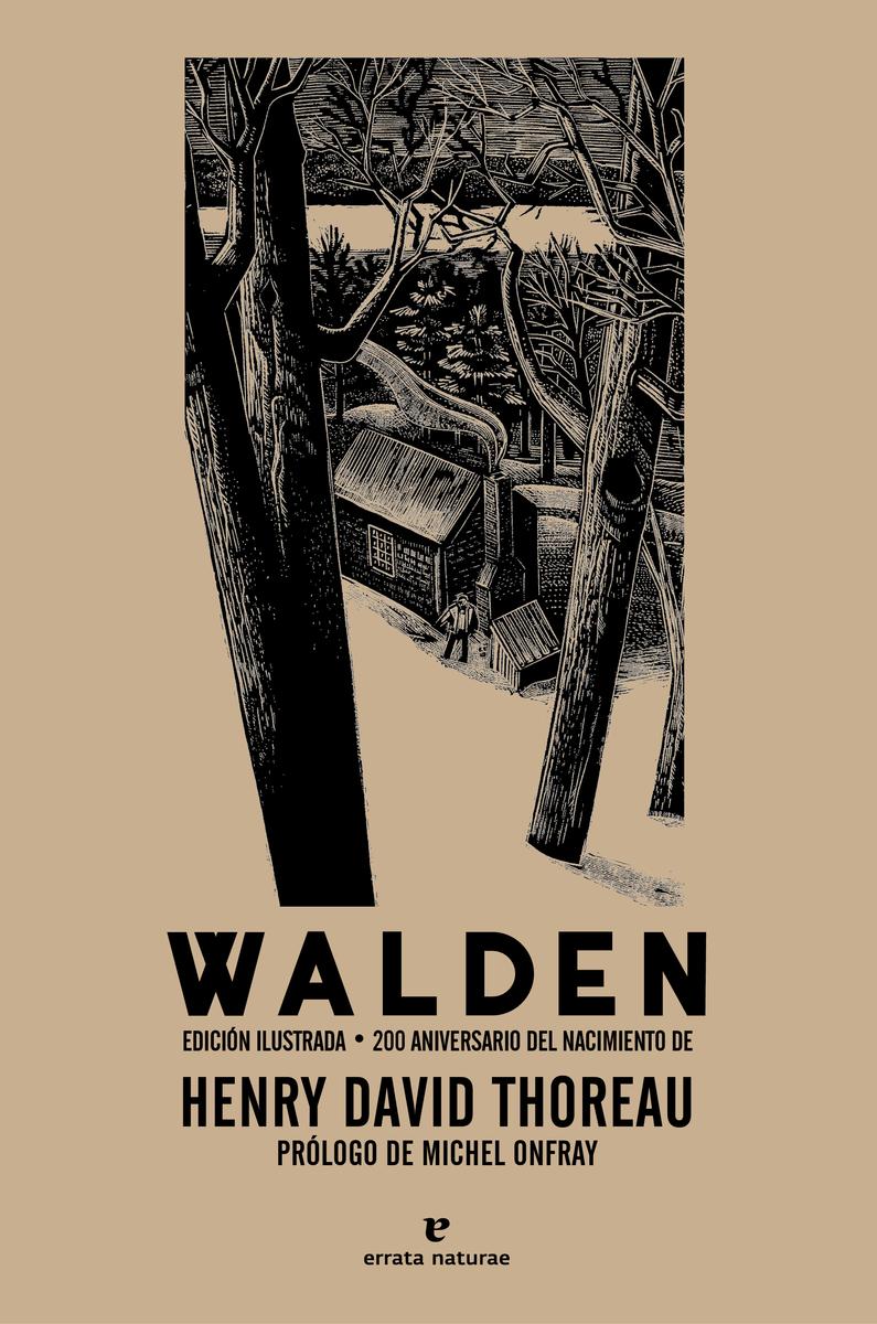 Walden. Edición especial: portada