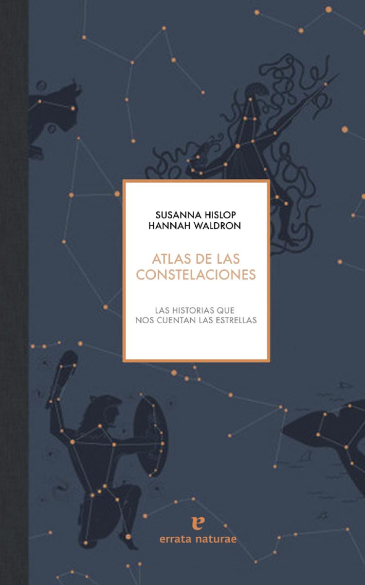Atlas de las constelaciones: portada