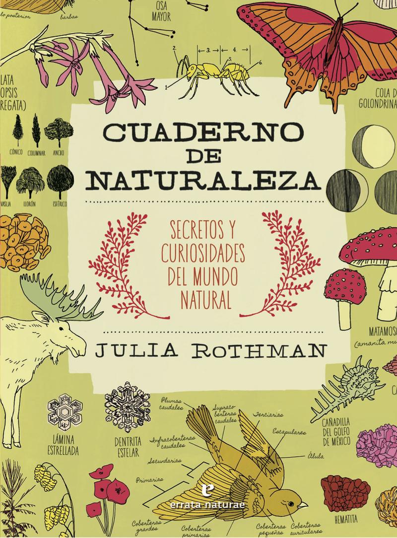 Cuaderno de naturaleza: portada