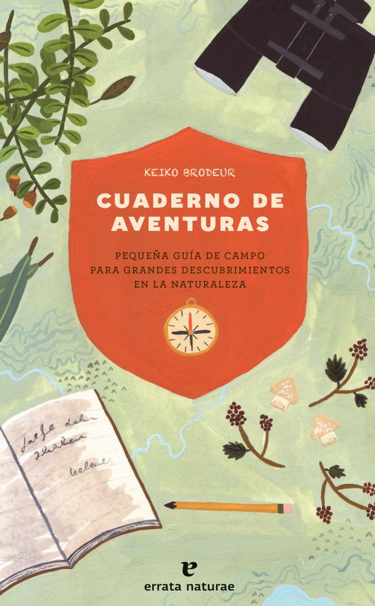 Cuaderno de Aventuras: portada