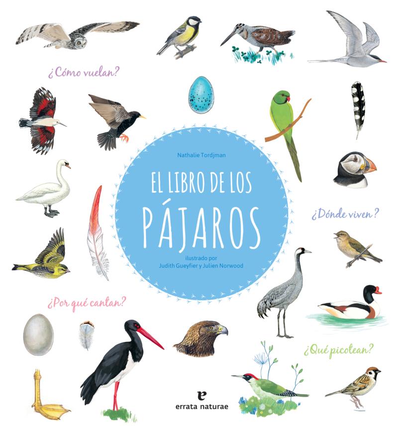 El libro de los pájaros: portada