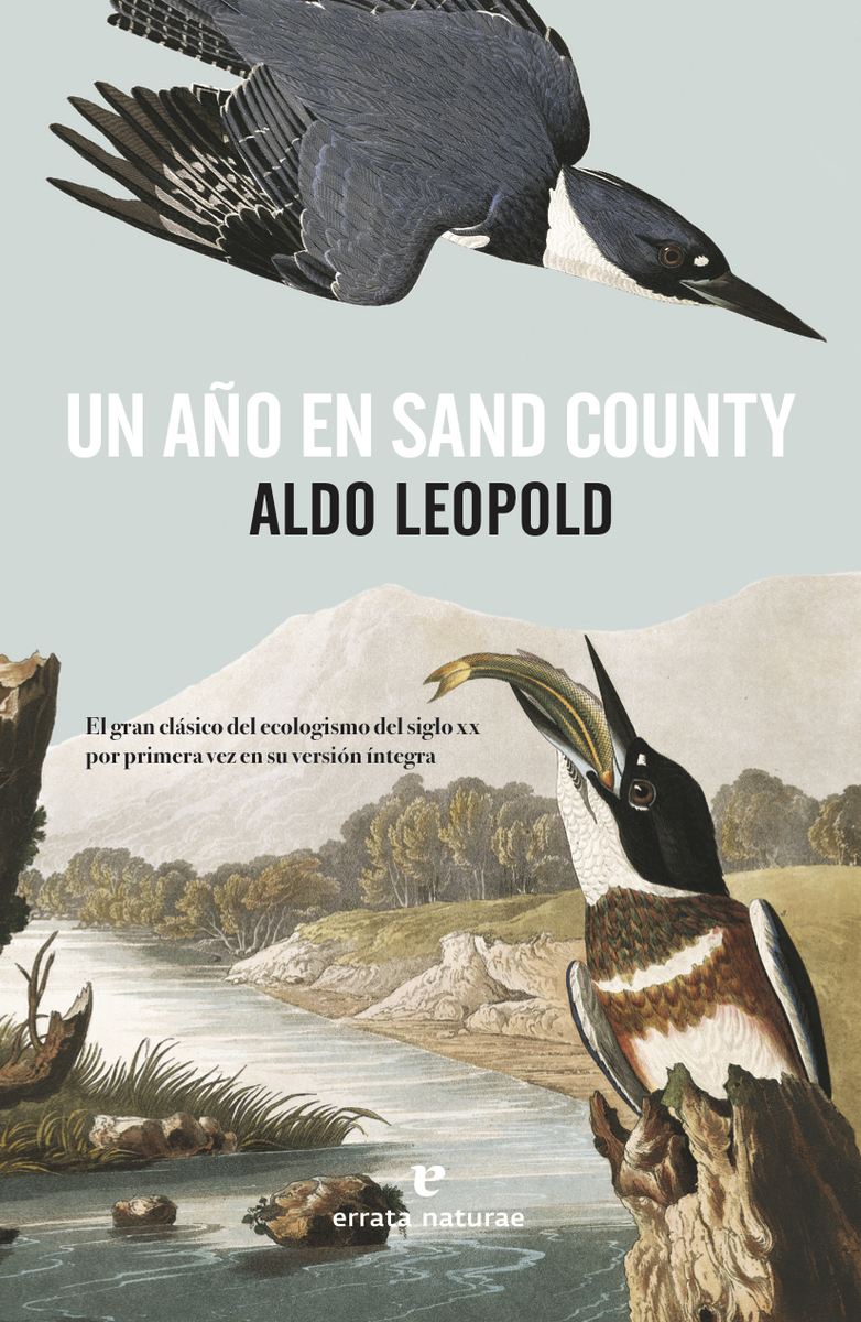 Un año en Sand County: portada