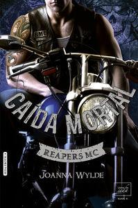 CAÍDA MORTAL: portada