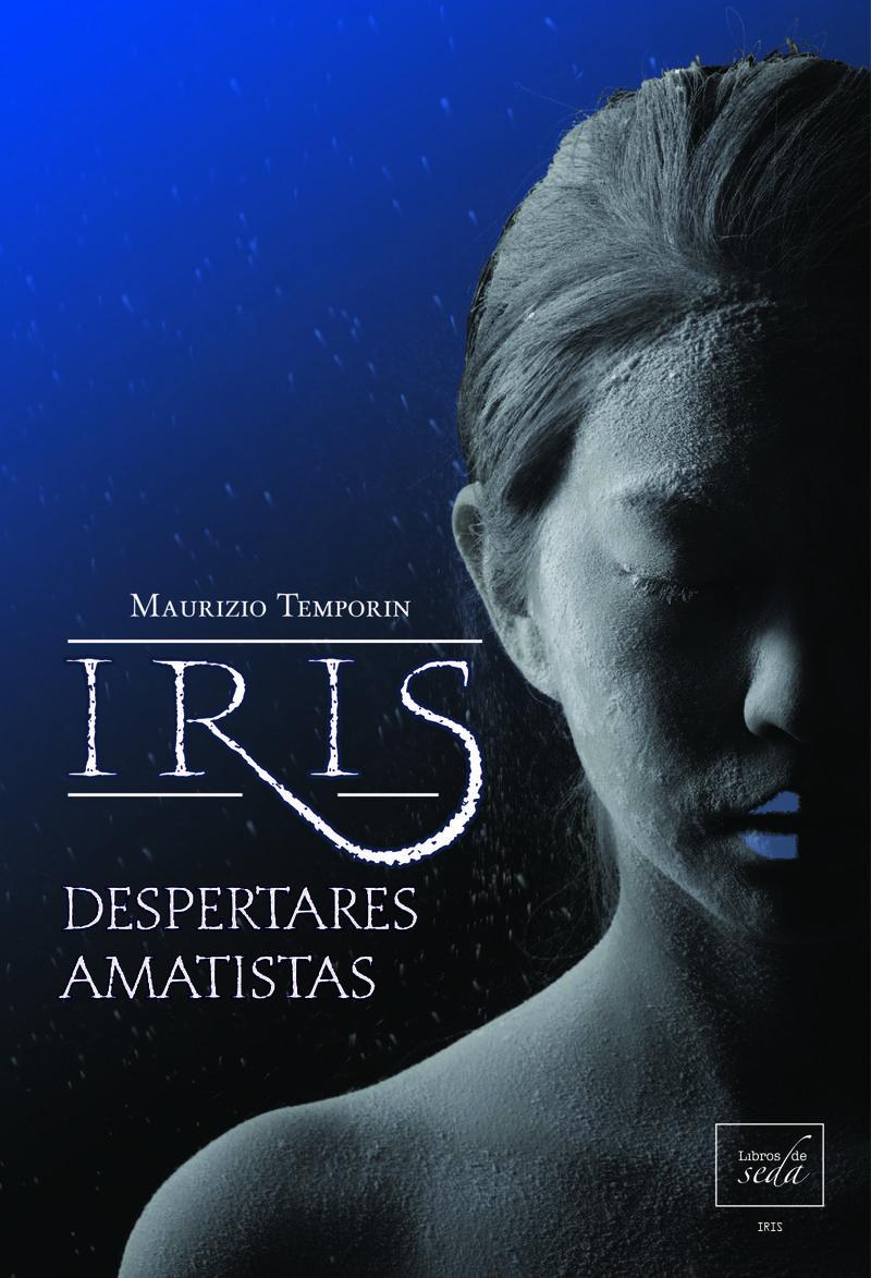 IRIS, DESPERTARES AMATISTAS: portada