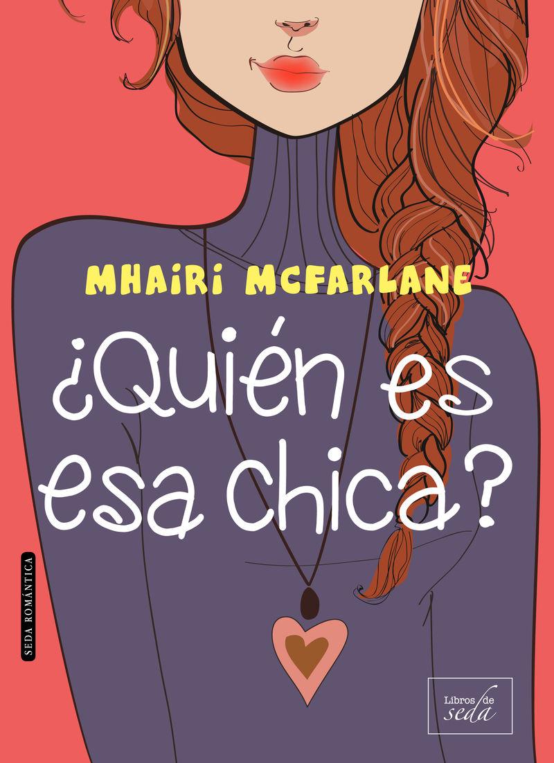 ¿QUIÉN ES ESA CHICA?: portada