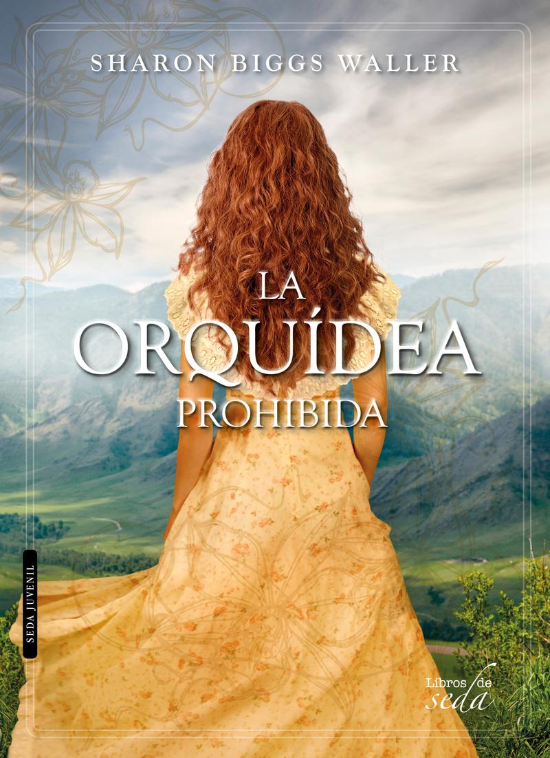 LA ORQUÍDEA PROHIBIDA: portada