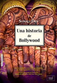 UNA HISTORIA DE BOLLYWOOD: portada