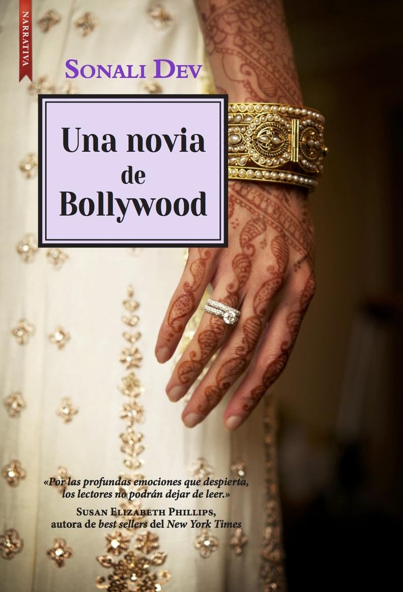 UNA NOVIA DE BOLLYWOOD: portada