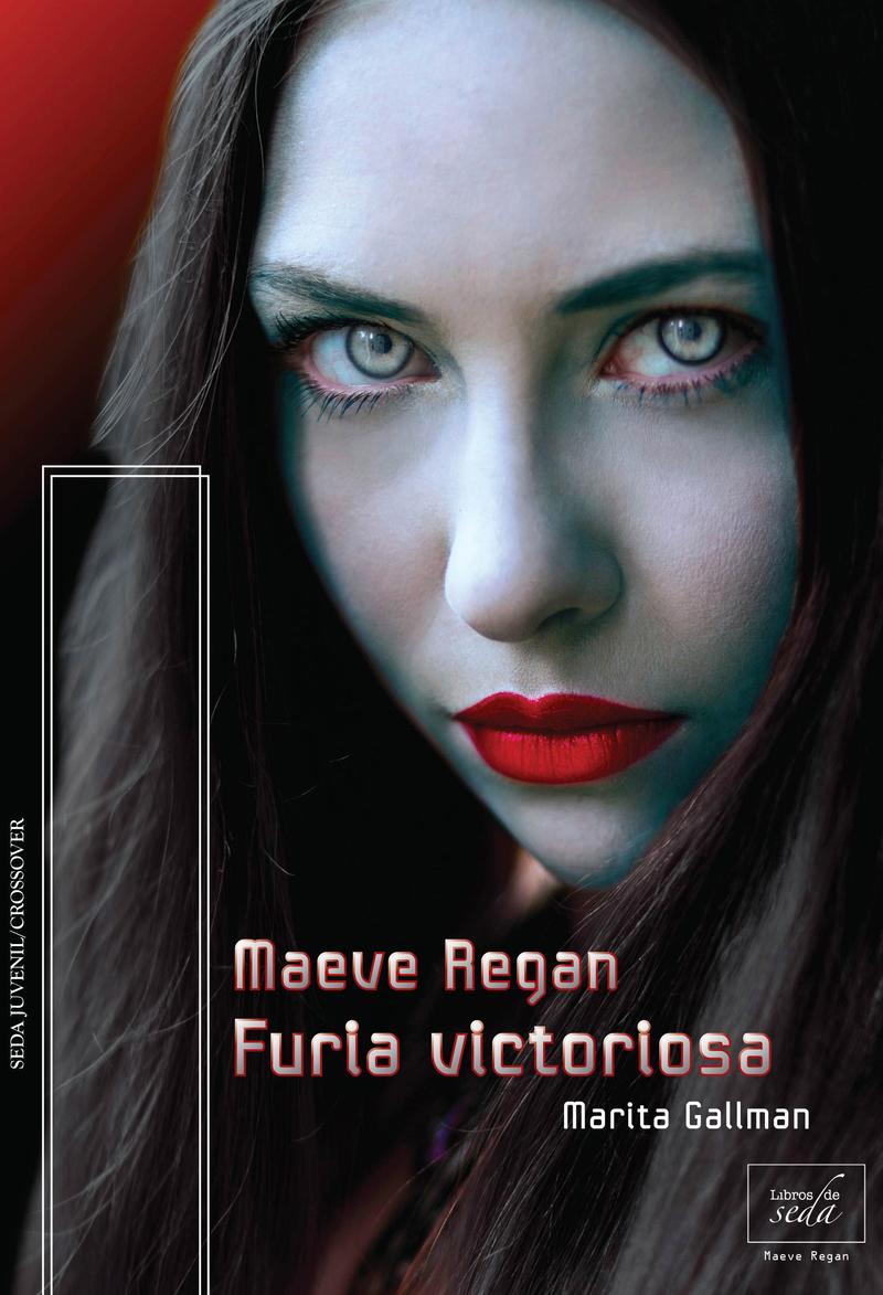 FURIA VICTORIOSA (MAEVE REGAN-5): portada