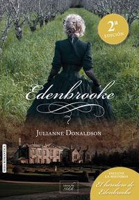 EDENBROOKE + EL HEREDERO DE EDENBROOKE: portada