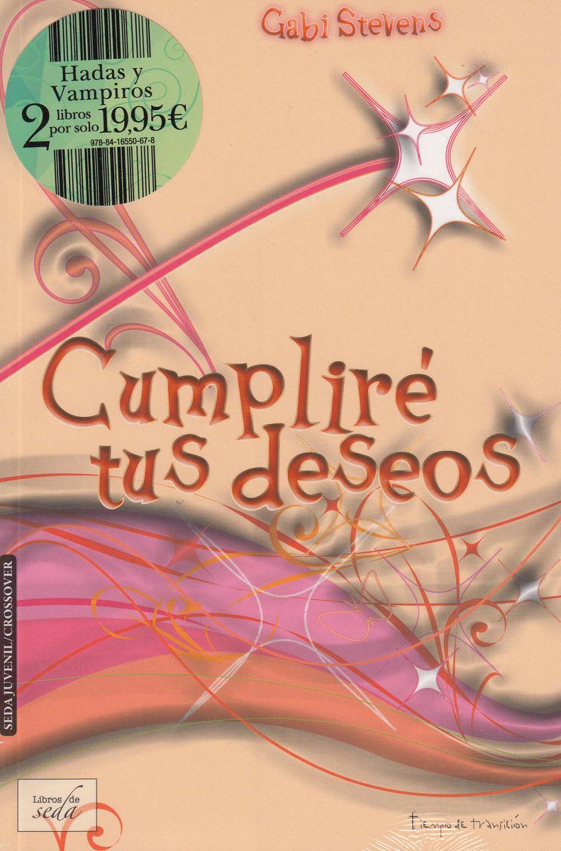 HADAS Y VAMPIROS (PACK DE 2 LIBROS): portada
