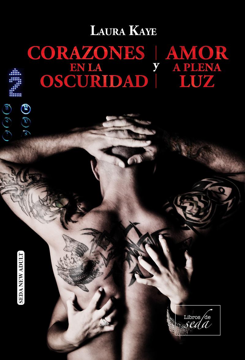 CORAZONES EN LA OSCURIDAD / AMOR A PLENA LUZ: portada