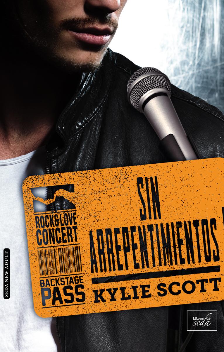 SIN ARREPENTIMIENTOS (Stage Dive-3): portada