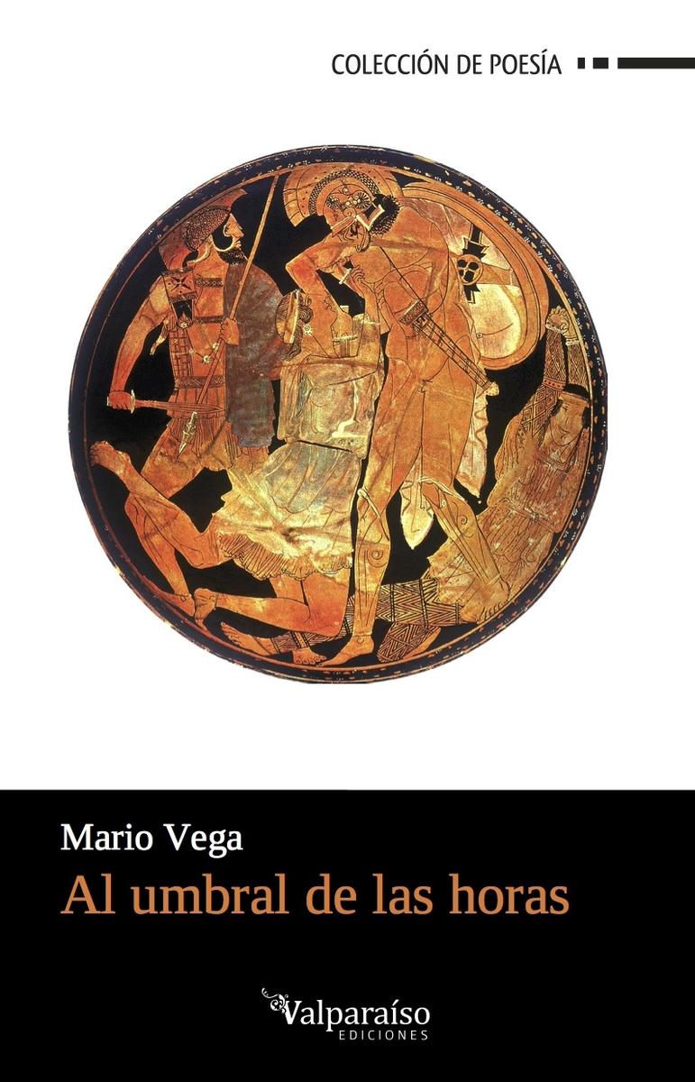 AL UMBRAL DE LAS HORAS: portada