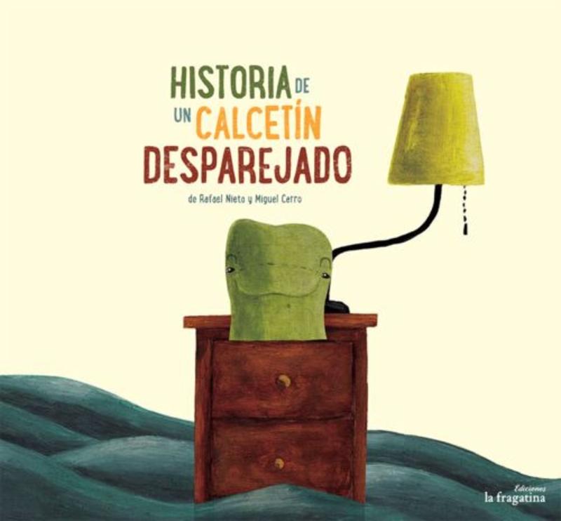 Historia de un calcetín desparejado: portada