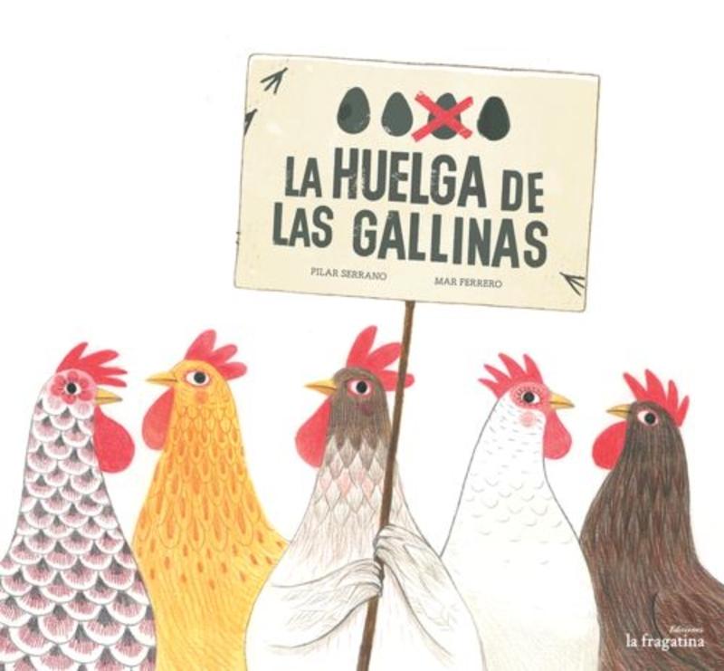 La Huelga de las Gallinas: portada