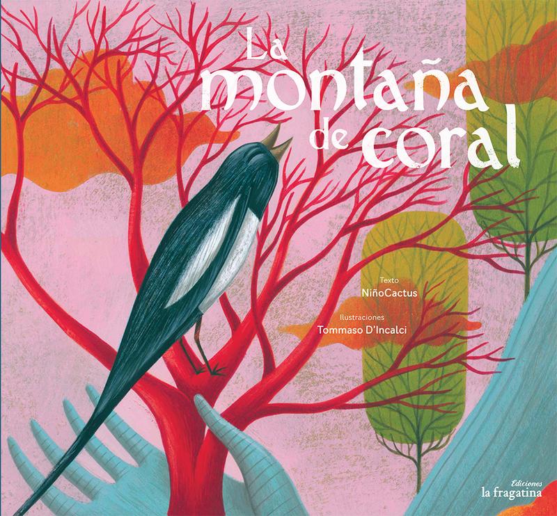 La montaña de coral: portada