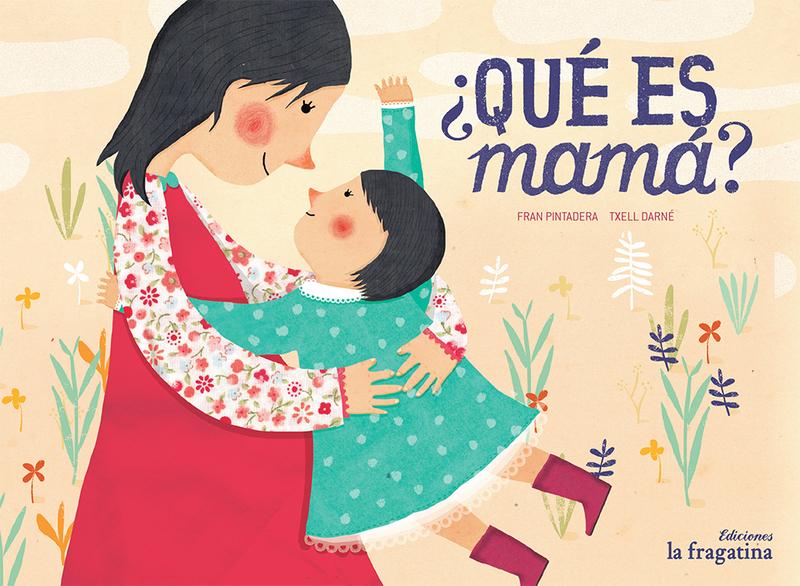 ¿Qué es mamá?: portada