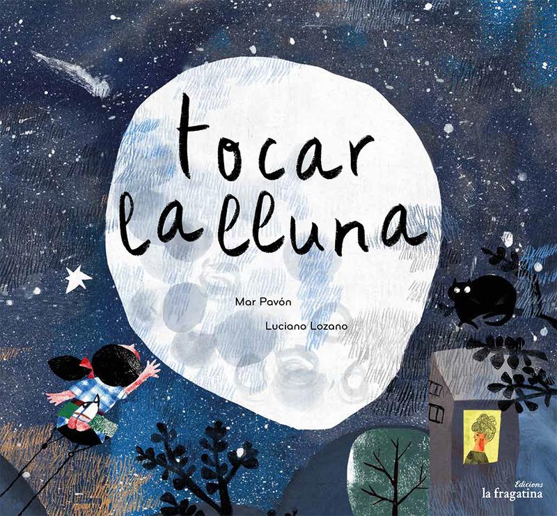 Tocar la lluna - Catalán: portada