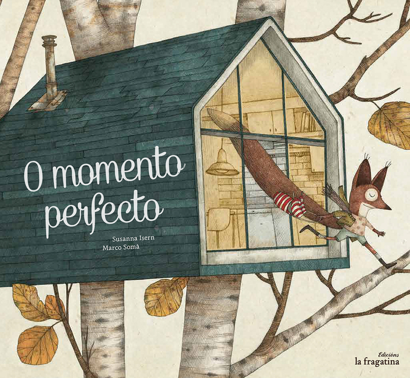 O momento perfecto (Gallego): portada