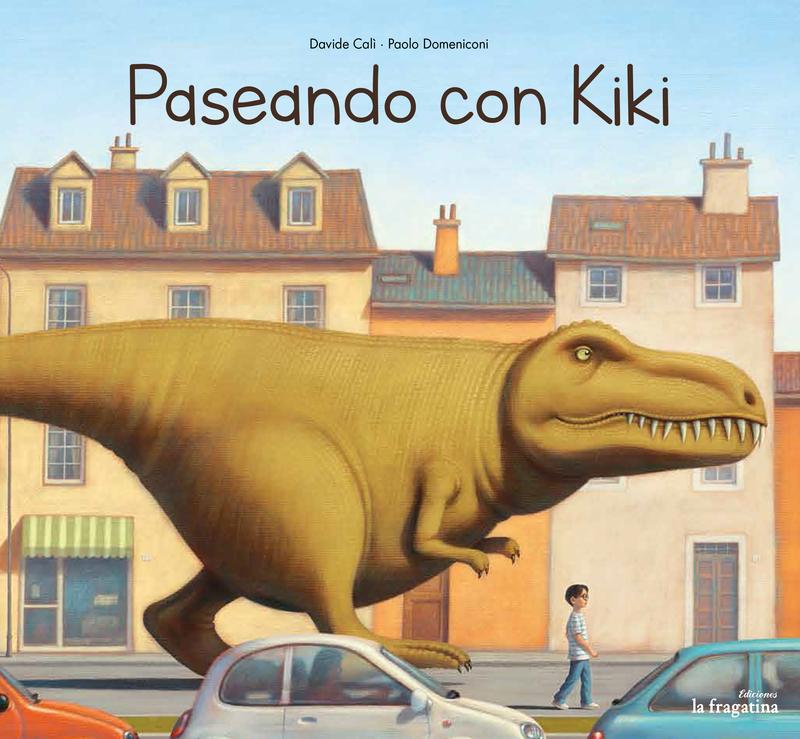 Paseando con Kiki: portada