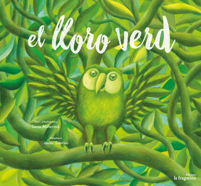 EL LLORO VERD: portada