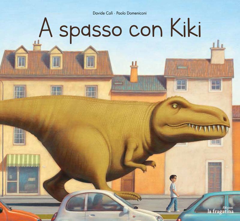 A spasso con Kiki: portada