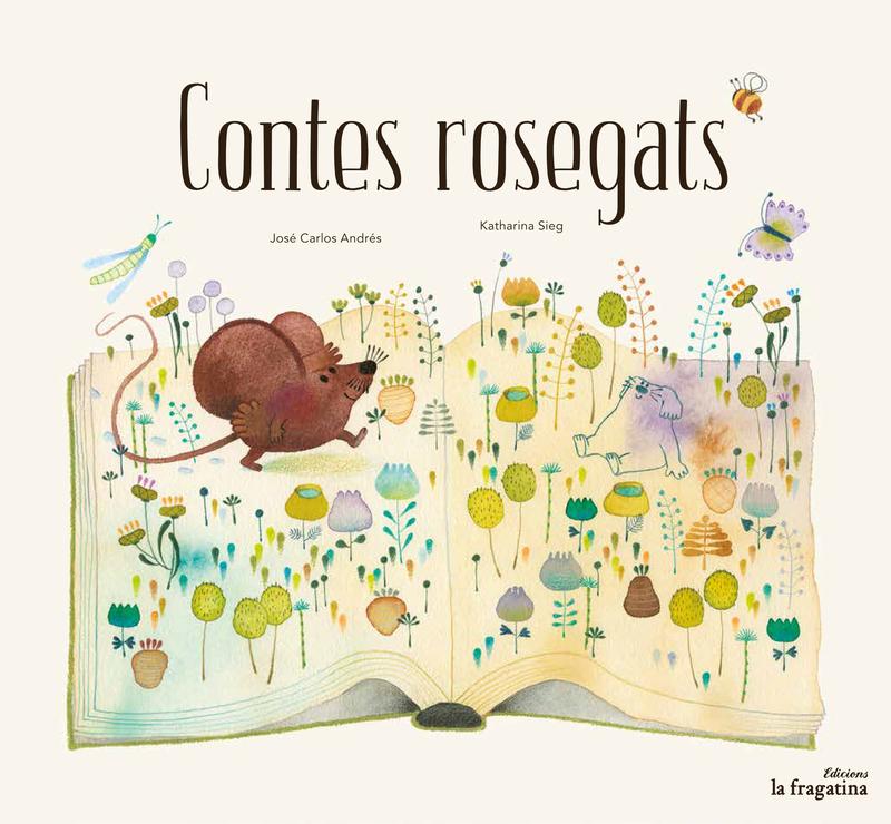 CONTES ROSEGATS: portada