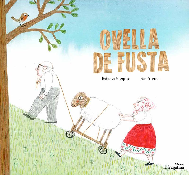 OVELLA DE FUSTA: portada