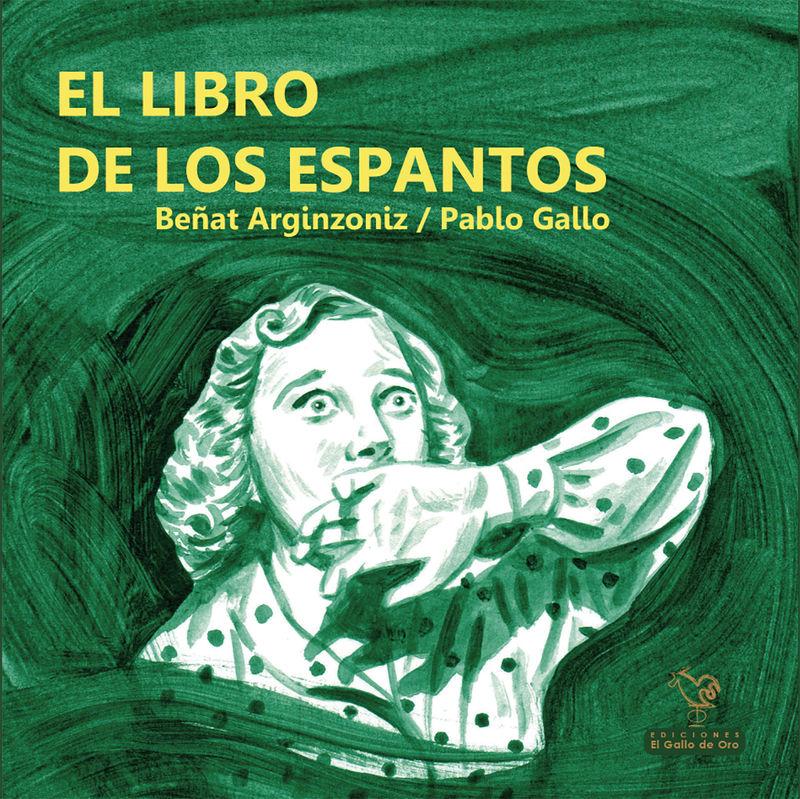 EL LIBRO DE LOS ESPANTOS: portada