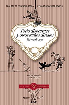 TODO DISPARATES Y OTROS TANTOS DISLATES: portada