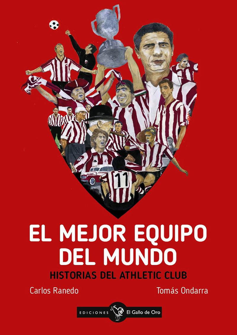 EL MEJOR EQUIPO DEL MUNDO: portada