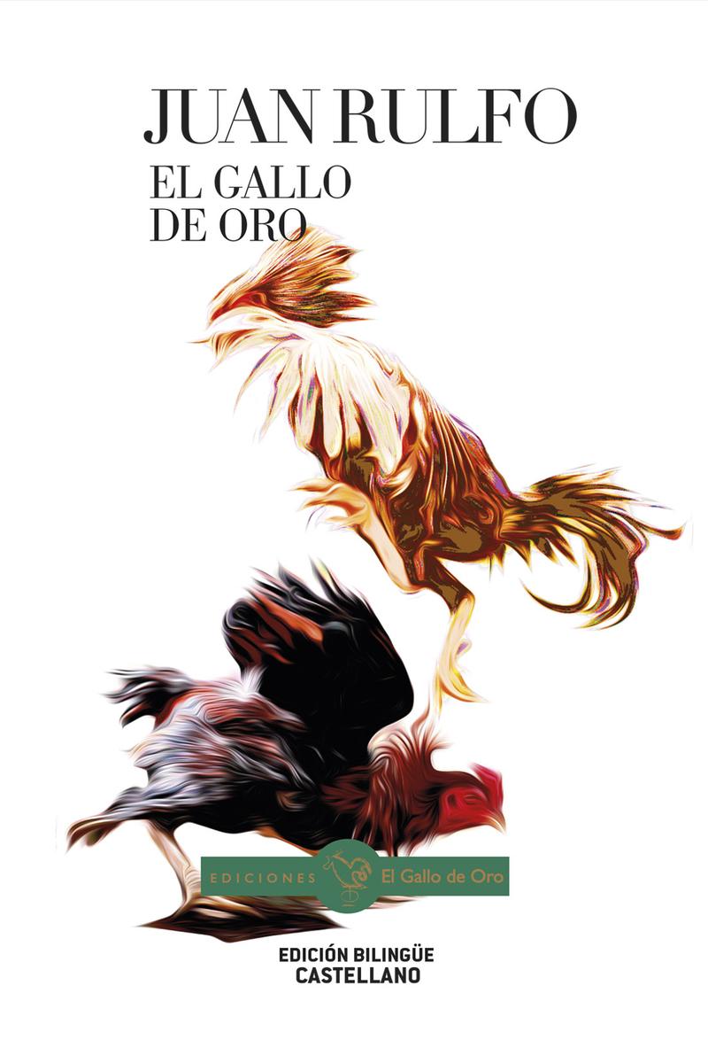 EL GALLO DE ORO: portada