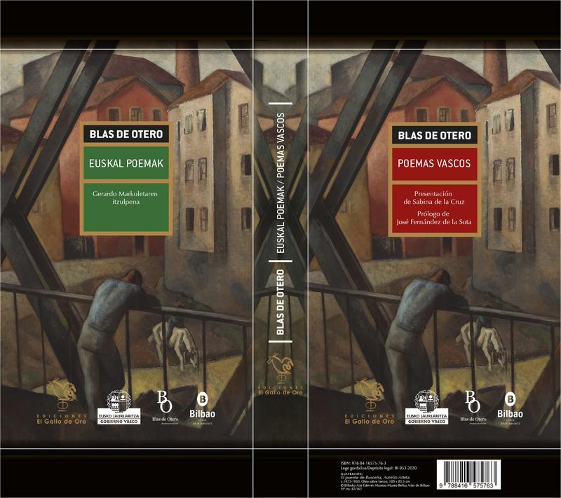 POEMAS VASCOS / EUSKAL POEMAK (Estuche): portada