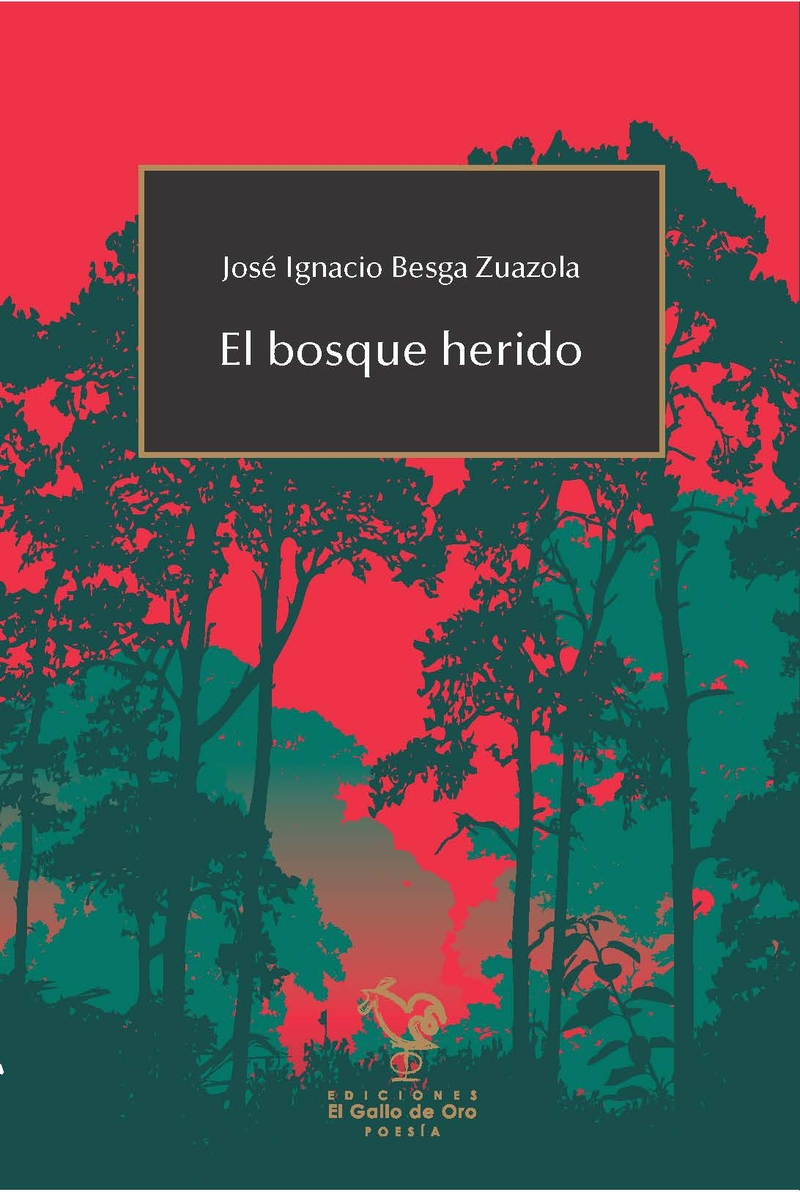 EL BOSQUE HERIDO: portada