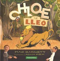 CHLOE I EL LLEÓ: portada