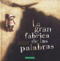 LA GRAN FÁBRICA DE LAS PALABRAS: portada