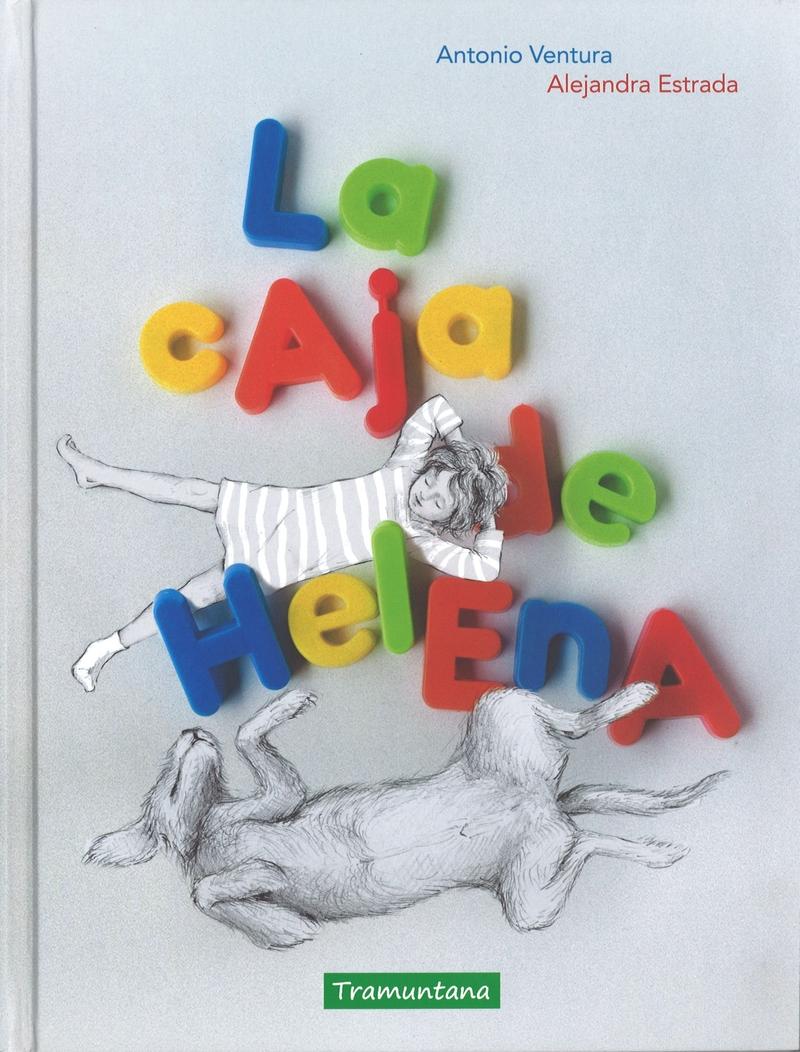 LA CAJA DE HELENA: portada